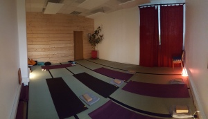 Cours de yoga collectifs