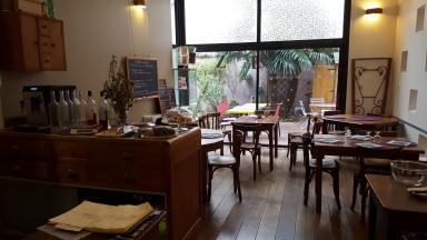 Table du Hammam