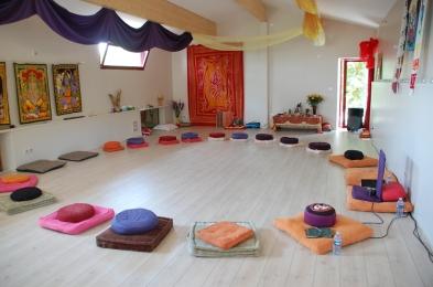 Weekend et retraites yoga
