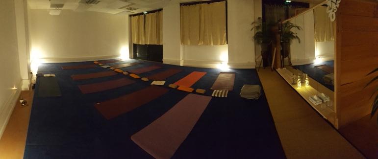 Salle Yang du Dojo